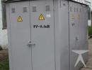 Комплектная трансформаторная подстанция наружной установки для асфальтного завода