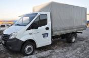 Обновление автопарка ЗМК Сибири