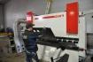 Commissioning of the hydraulic press brake IZMIR IR 2560
